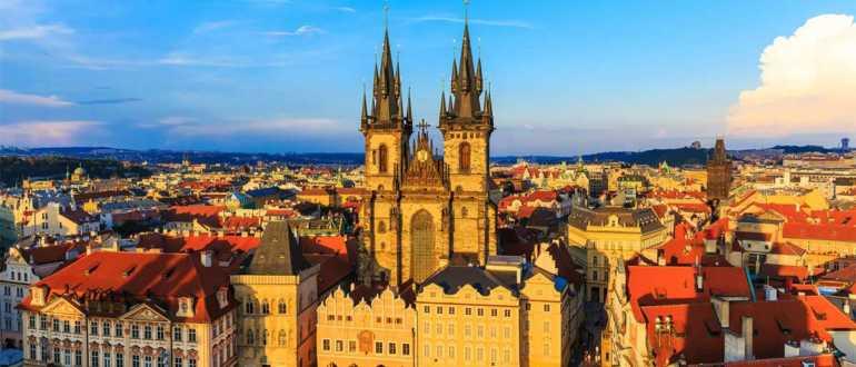 Как добраться с Праги в Шибеник