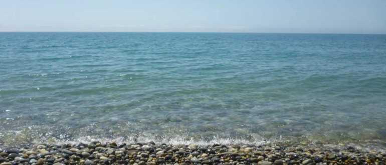 Пляж Джезинак в Сплите