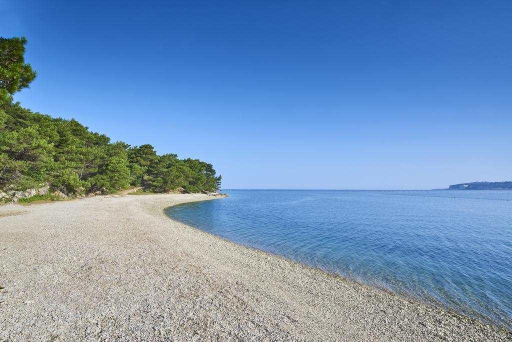 Пляж Порпорела-Ежевач на острове Крк