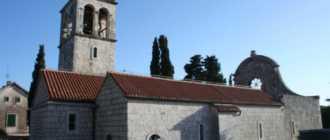Церковь Святого Юрая в Дрвенике