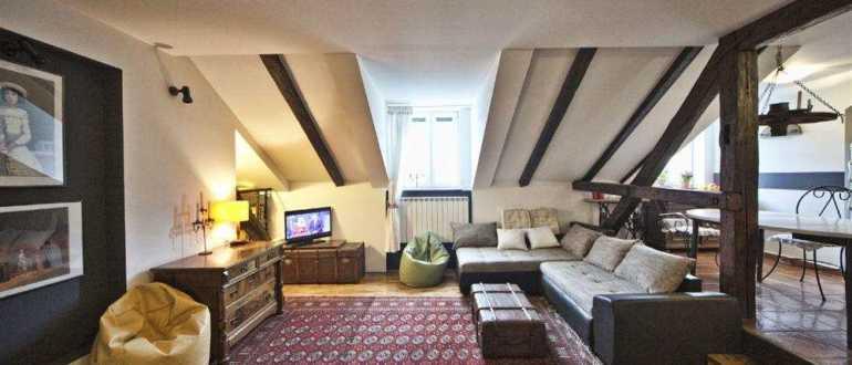 Аренда апартаментов в Загребе