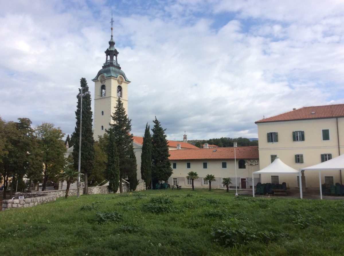 Церковь Богоматери Трсатской в Риеке