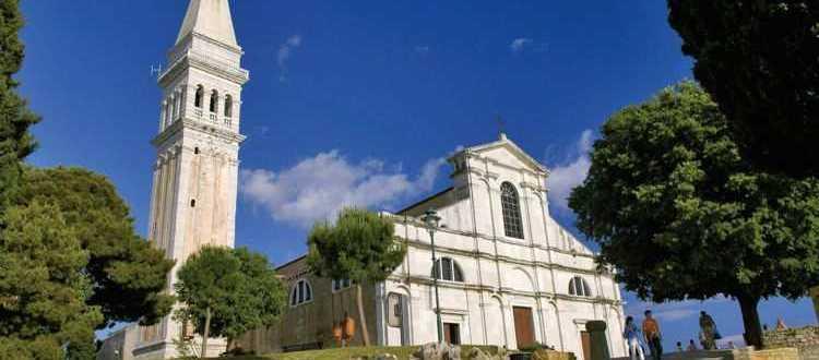 Церковь Святой Эвфимии в Ровине
