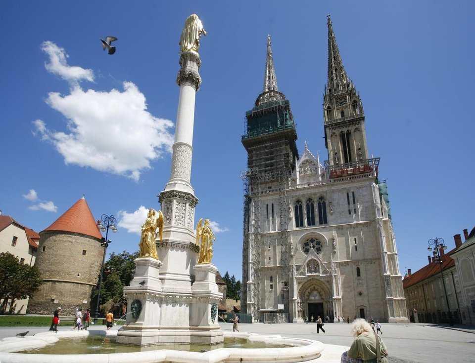 Загребский кафедральный собор