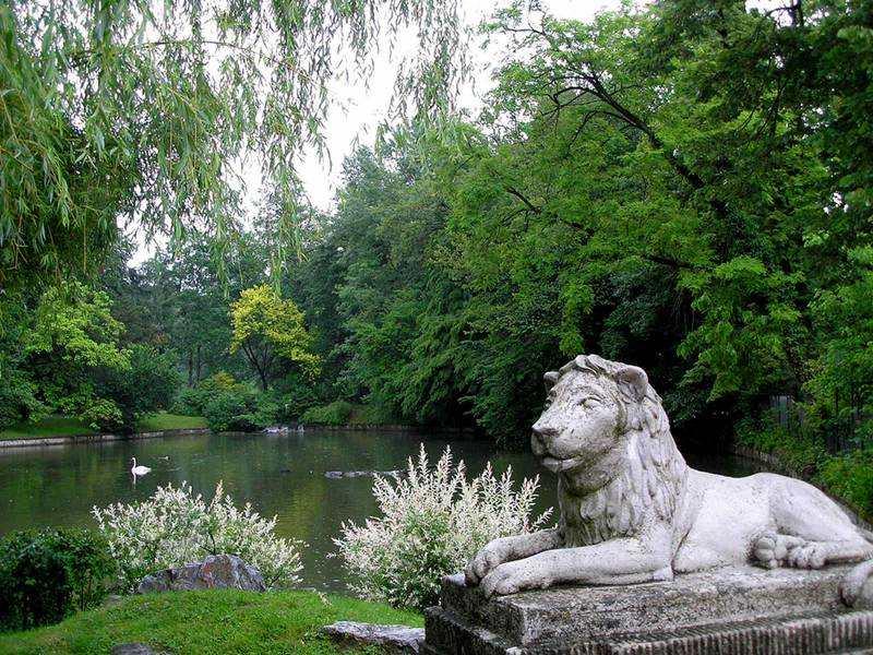 Загребский парк Максимир