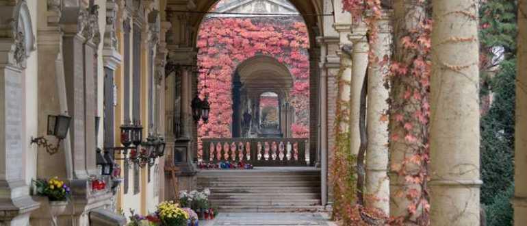Кладбище Мирогой в Загребе