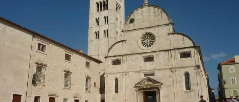 Церковь Девы Марии в Задаре
