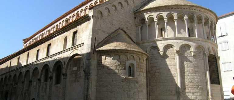 Церковь Святого Хризогона в Задаре
