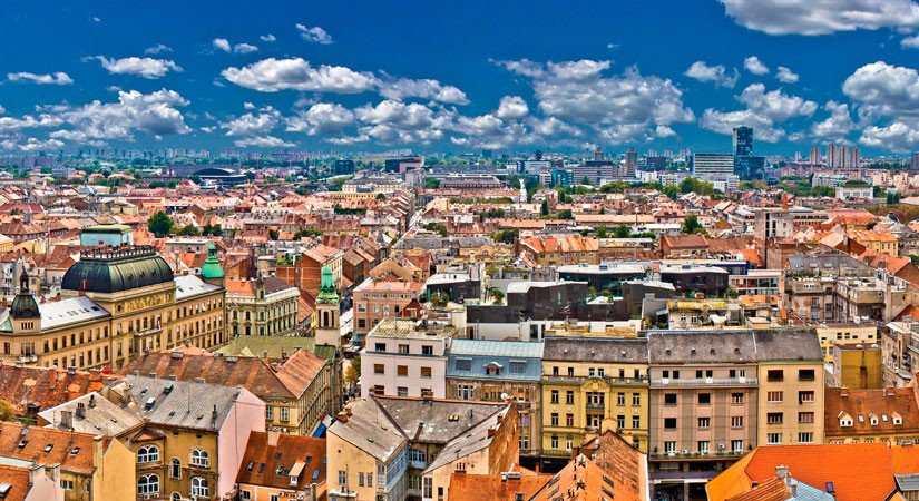 Какое море в Загребе
