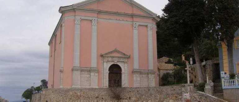 Церковь Святого Антония в Вели Лошинь