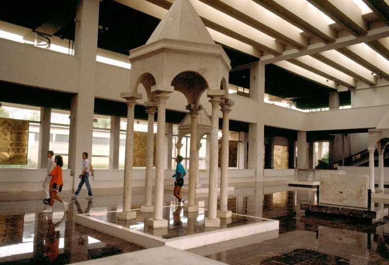 Музей хорватских археологических памятников в Сплите