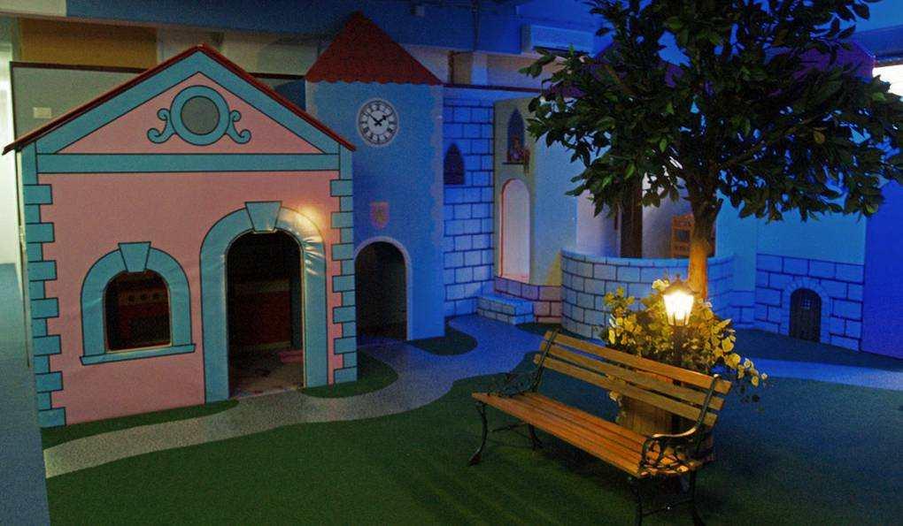 Развлекательный центр Carobni Grad в Сплите
