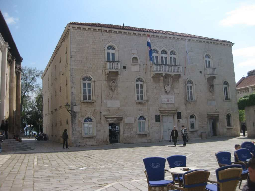 Княжеский дворец Трогира
