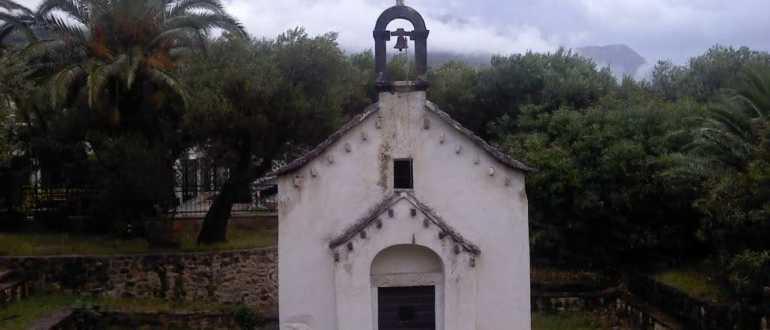 Церковь Св. Юрая в Тучепи