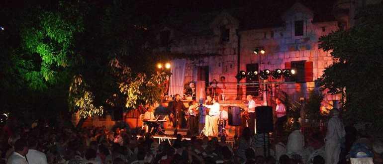 Фестиваль Летние вечера в Тучепи