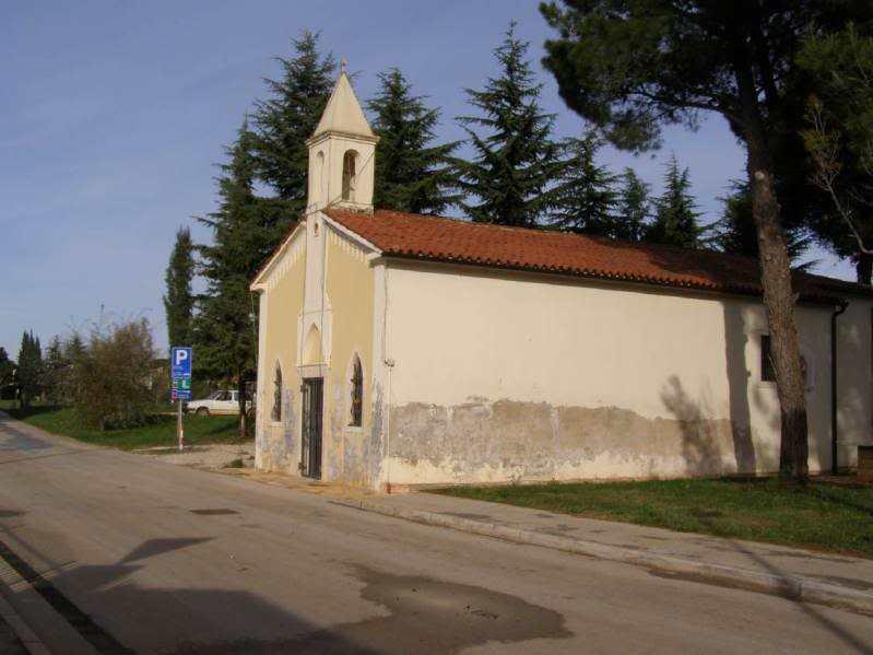Деревня Ловречице
