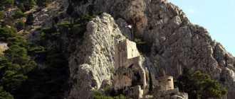 Смотровая башня Мирабела