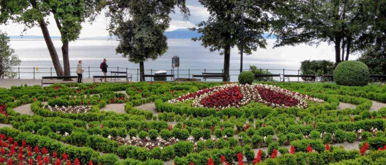 Парк Вилла Ангиолина