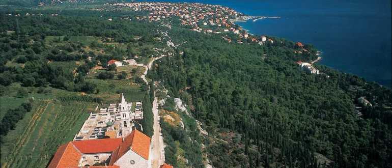 Францисканский монастырь Девы Марии в Оребич
