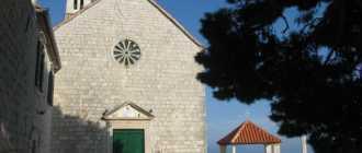Церковь Святой Девы Ангелов в Оребич