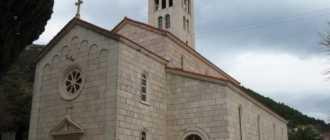 Церковь Святой Девы Кармен в Оребич