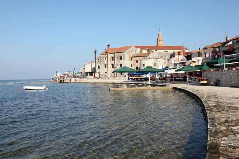 Церковь Непорочной девы в Хорватии