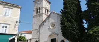 Церковь Святого Николая в Цавтате