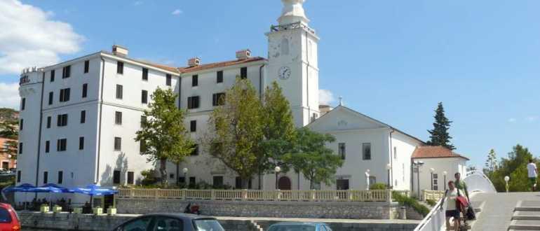 Церковь Вознесения Блаженной Девы Марии в Цриквенице