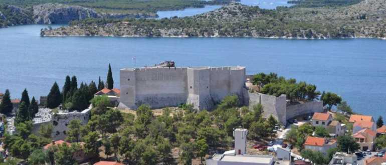 Крепость Святой Анны Шибеника