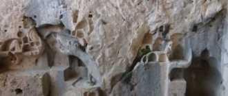 Драконья Пещера на острове Брач