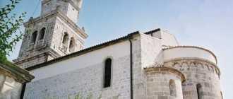 Базилика Св. Квирина на острове Крк