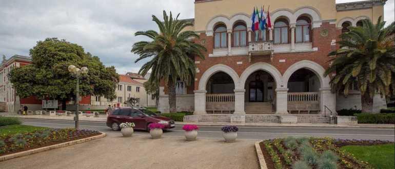 Истрийский муниципалитет в Порече