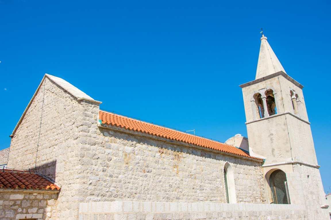 Церковь Святого Георгия на острове Паг