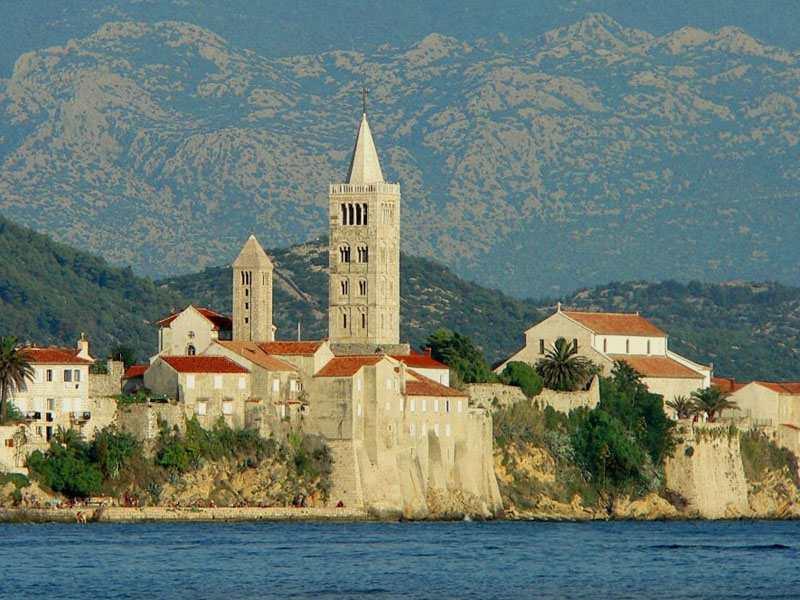 Монастырь Святого Андрея на острове Раб