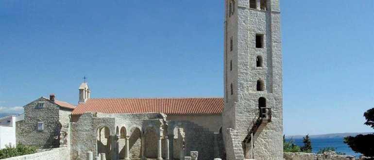 Церковь Святого Иоанна на острове Раб