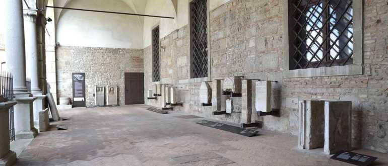 Музей Лапидариум в городе Црес