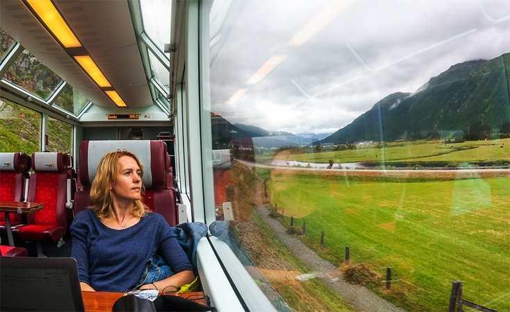 Поезд из Задара