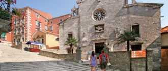 Церковь Рождества Богородицы в Рабац