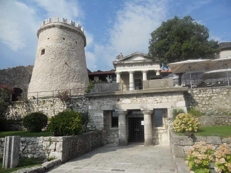 Замок Трсат в Риеке