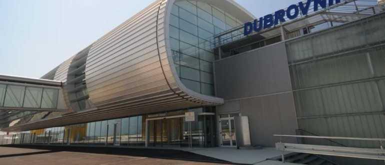 Аэропорт в Дубровнике