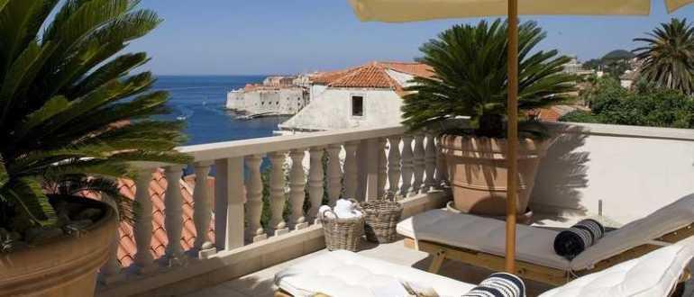 Аренда апартаментов в Дубровнике