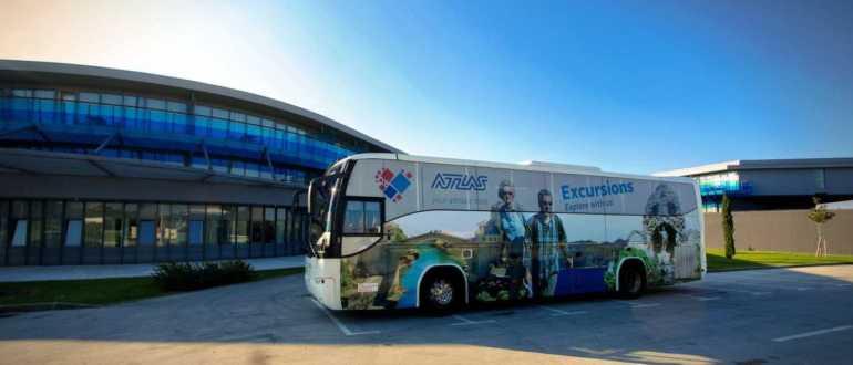 Автобусы в Дубровнике