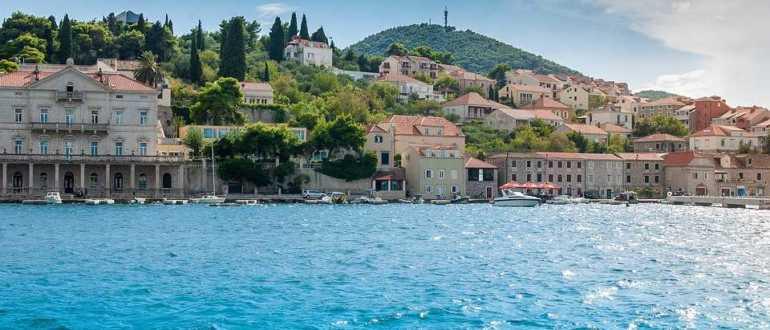 Какое море в Дубровнике