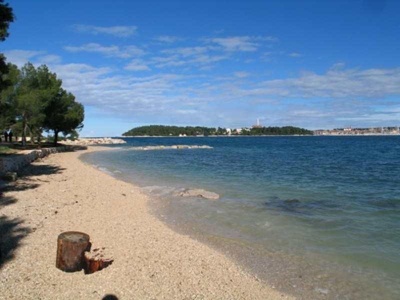 Пляжи в Ровине