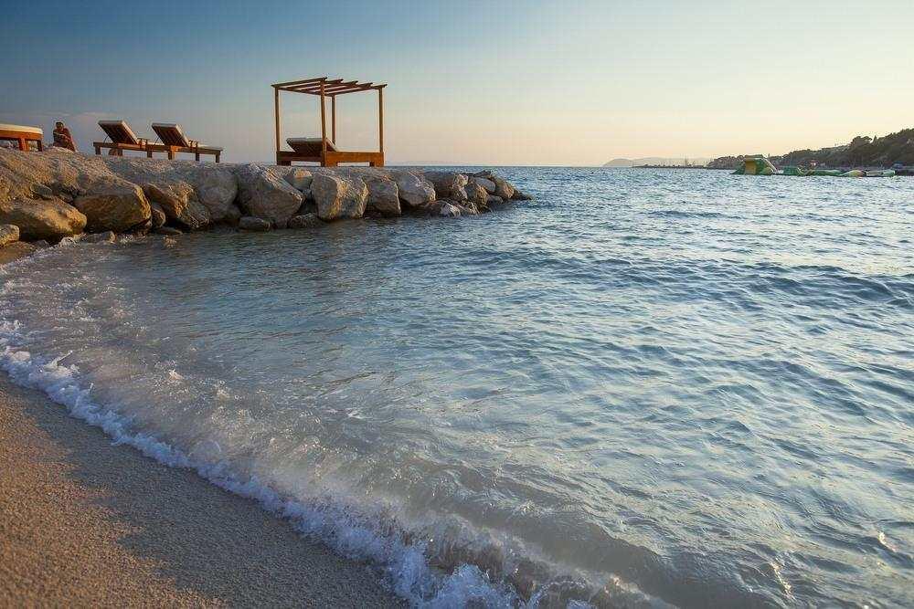 Пляж Жнян в Сплите