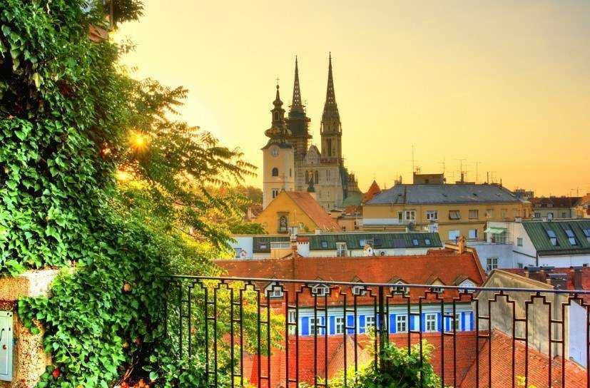 Экскурсии в Загребе
