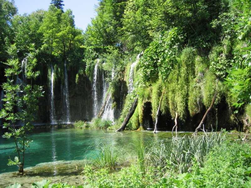 Экскурсии на Плитвицких озерах