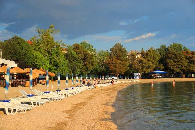 Пляжи Цриквеницы