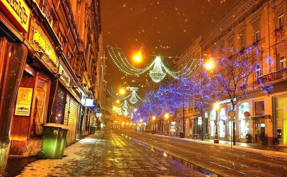 Отдых в Хорватии в декабре