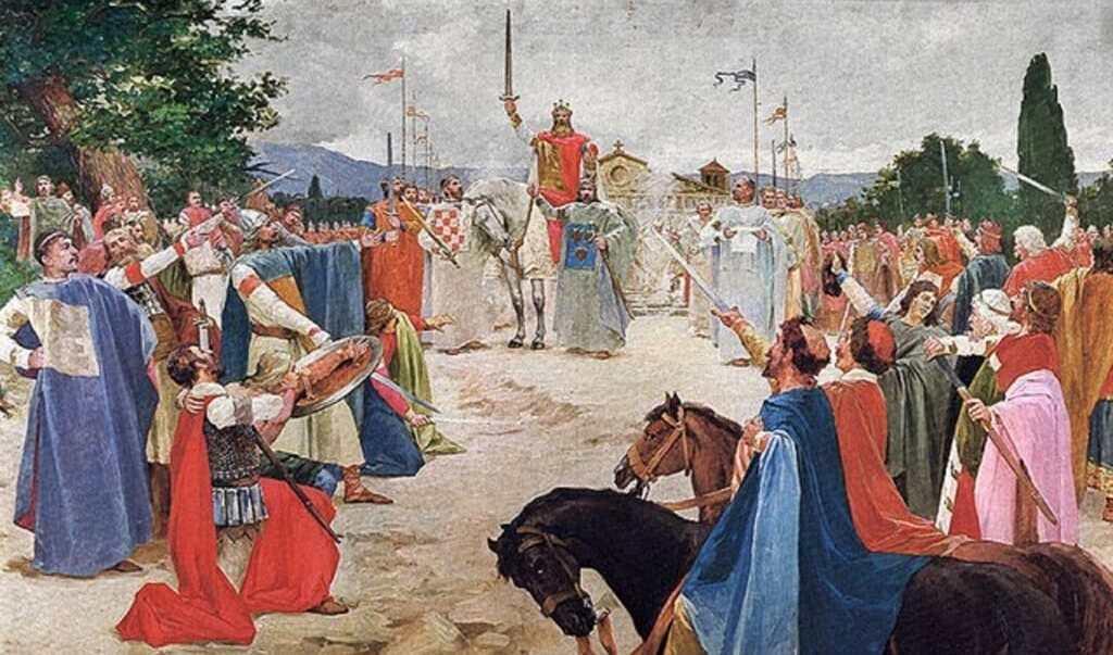 История Хорватии